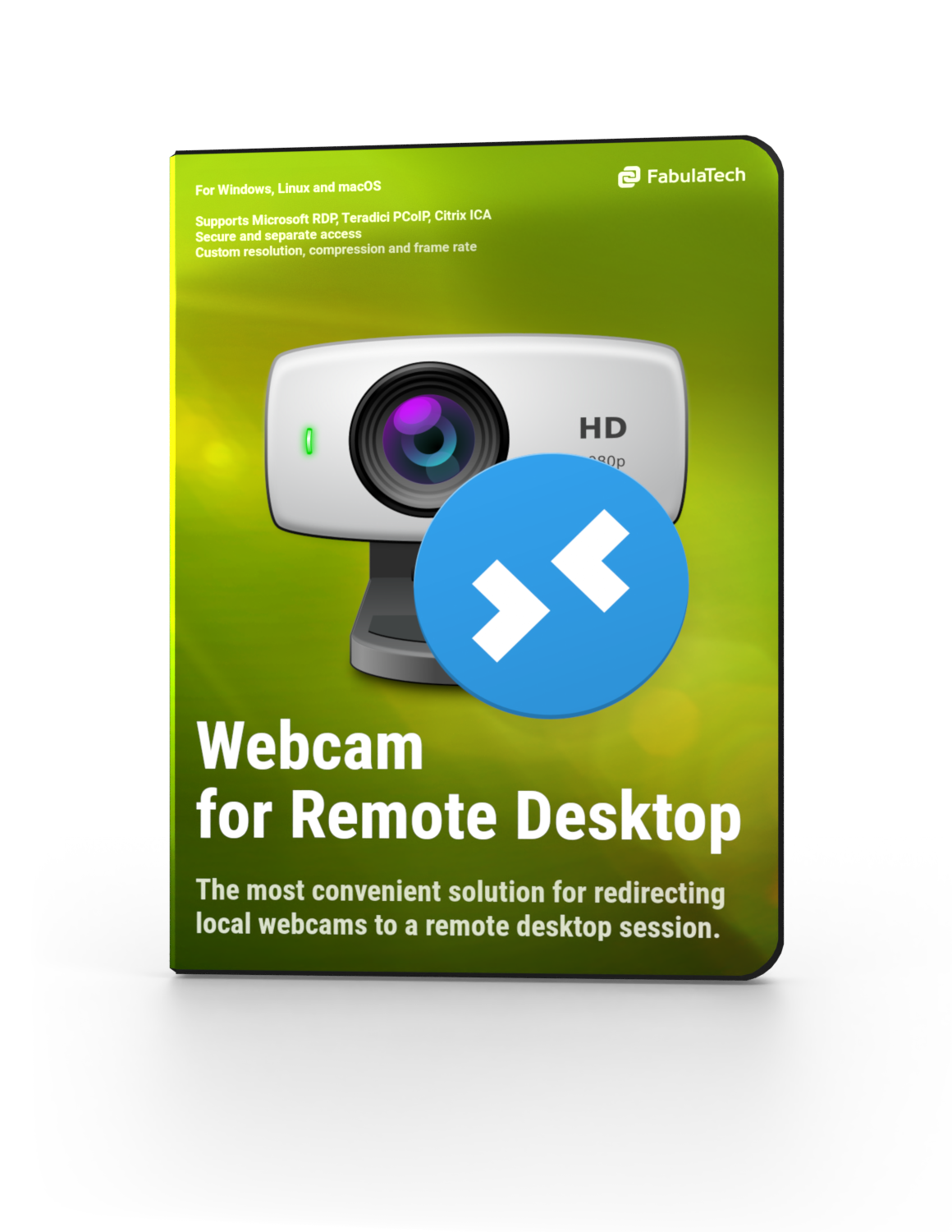 Webcam for Remote Desktop Box PNG 580x750