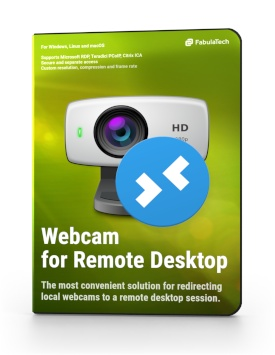 Webcam for Remote Desktop Box JPEG 275x355